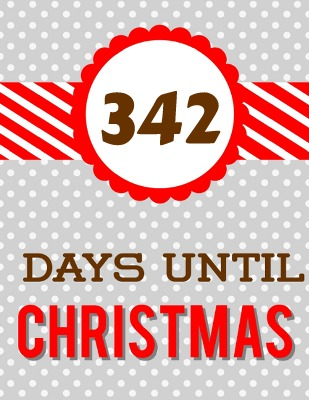 How Many Days Left For Christmas 2019.Christmas All Year Community View Topic Countdown To